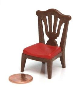 playmobil victorian dollhouse red dining room chair