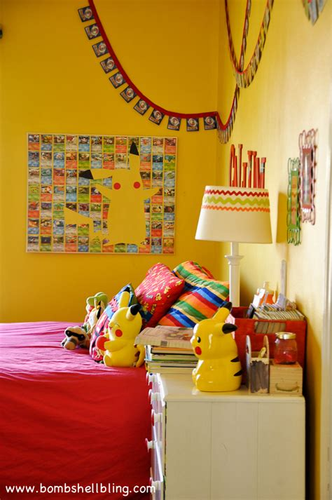 pokemon bedroom pokemon bedroom reveal
