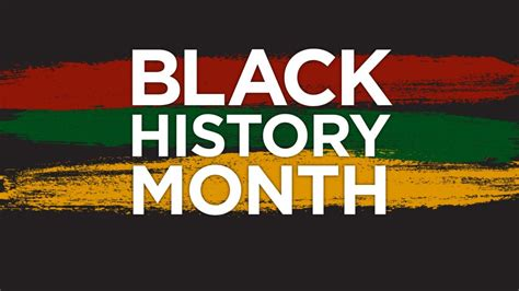Black History Living Museum Universal Academy Black History Powerpoint Templates
