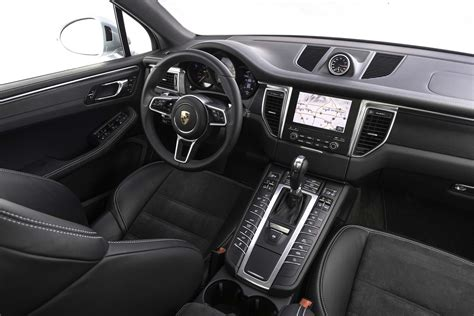 2017 porsche macan turbo interior 2017 porsche macan gts test review motor trend