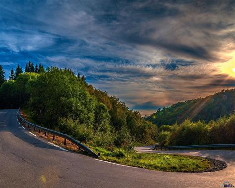 hp wallpaper winding road download wallpaper winding road 1280 x 1024 desktop