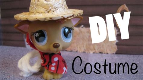 diy costume     lps cowboycountry costume