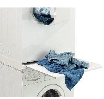 Waschmaschine Und Trockner 662 by Zwischenbausatz Rahmen F 252 R Trockner Auf Waschmaschine