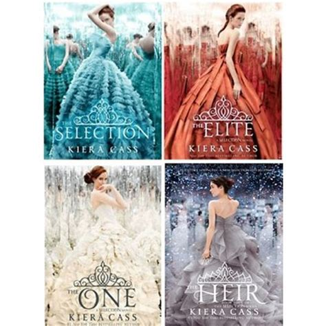 the selection series by kiera cass target