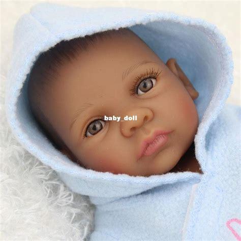 black newborn doll american baby doll black boy realistic like