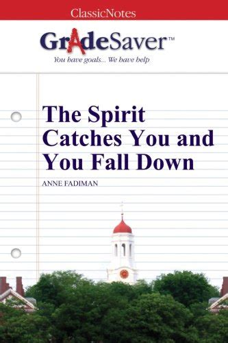 The Spirit Catches You And You Fall Essay mini store gradesaver