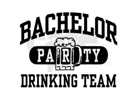 the history of the bachelor party