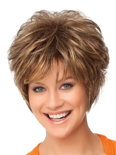 hair stryles for wopmen woht large heads gala synthetic wig by eva gabor