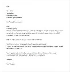 Account On Stop Letter Template by Cease And Desist Letter Template 16 Free Sle Exle