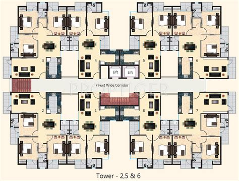 2 bhk apartment floor plans 1755 sq ft 3 bhk 3t apartment for sale in agrawal builders
