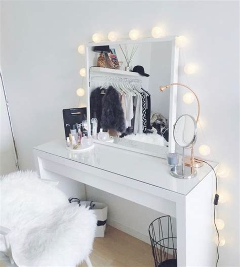 makeup mirror with lights and desk best 25 makeup desk ideas on vanity diy