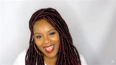 how long do faux locs last the best faux locs tutorial black women s natural hair