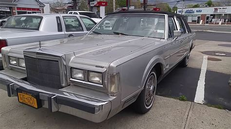 how do i learn about cars 1988 lincoln continental mark vii instrument cluster 1988 lincoln town car youtube