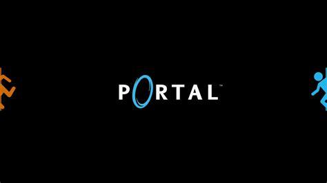 portal 2 typography portal s wallpaper 1920x1080 2623