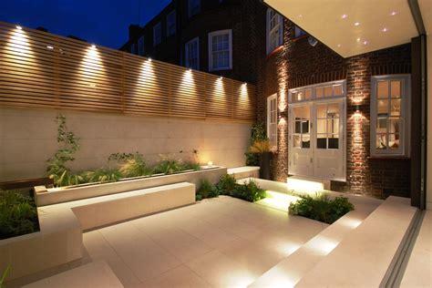 ideas for garden lighting minimalist garden lighting ideas outdoor lighting