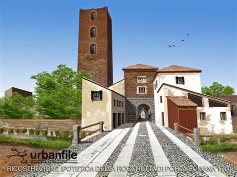 zona porta romana urbanfile zona porta romana la scomparsa porta
