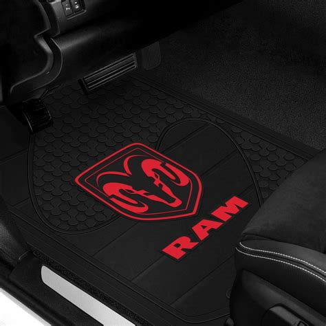 lade rame plasticolor 174 floor mats with dodge logo