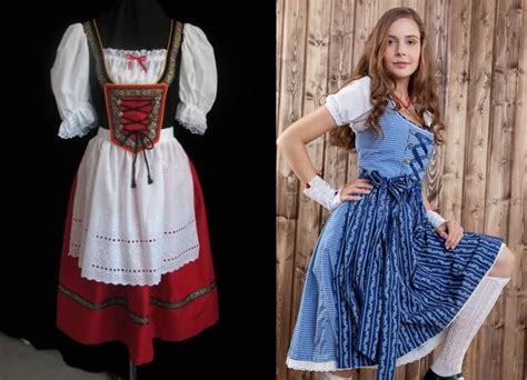 traditional german s clothing dirndl traditional german dress from bavaria