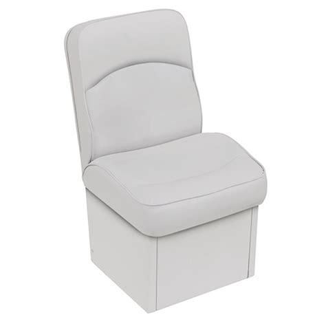 wise marine lounge seats wise marine seating wise series jump seat gray