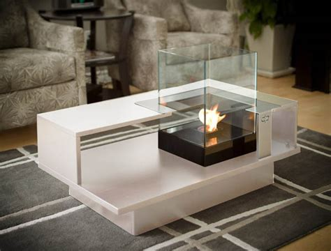 Fireplace Tables by 15 Multifunctional Coffee Tables Design Swan