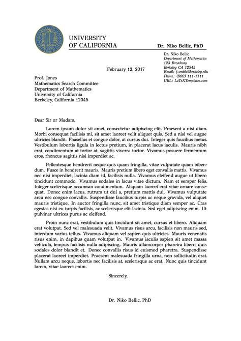 Official Letterhead Letter a official letter letters free sle letters