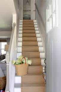 Runners On Stairs by How To Install A Kid Friendly Stair Runner Our Storied Home