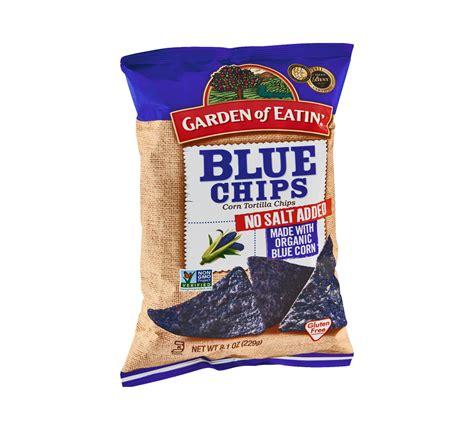 Garden Of Blue Chips Garden Of Eatin No Salt Added Blue Chips Corn Tortilla Chips