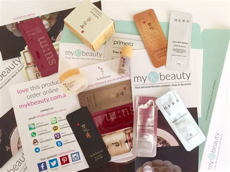 Free Stuff Giveaway Website - spread the word and receive free korean cosmetics mykbeauty