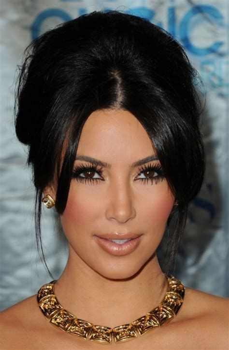 hair and makeup looks kim kardashian makeup looks i love beautyfromscratch