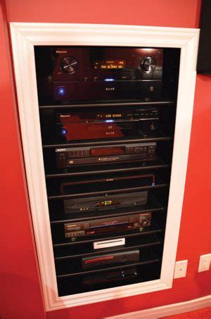 Basement Game Room - building a dream basement home theatre a reader s passion and creativity comes together