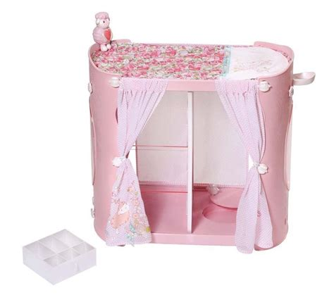 Wardrobe For Baby by Baby Annabell 2 In 1 Wardrobe
