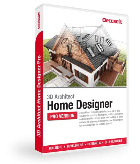 home designer pro 8 3d architect home designer pro software elecosoft