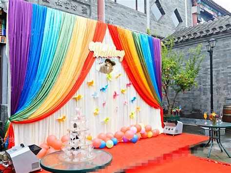 compare prices  rainbow party backdrop  shopping
