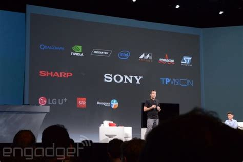 Tv Android Sharp android tv will be in sony sharp and philips tvs next year