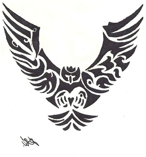tribal owl tattoo meaning the 25 best tribal owl tattoos ideas on