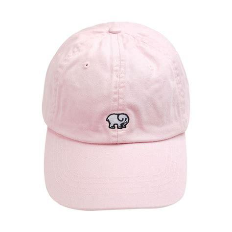 Funko Hat Baseball Cap pink ella baseball cap ivory ella