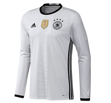 Tshirt Uefa 2016 Russia 2 Roffico Cloth 2016 2017 germany home adidas sleeve shirt aa0147
