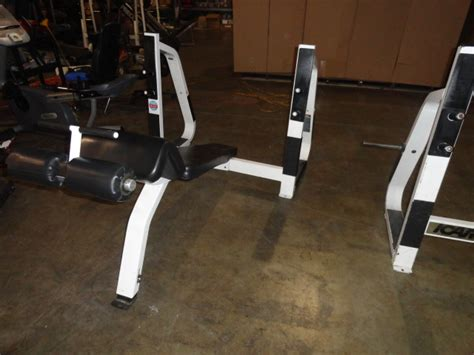 precor bench press midwest used fitness equipment precor icarian olympic