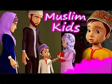 film cartoon islamic welcome ramadan islamic life kids cartoon part 1