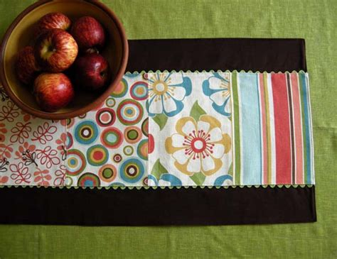How To Sew A Table Runner by How To Sew A Table Runner Betz White
