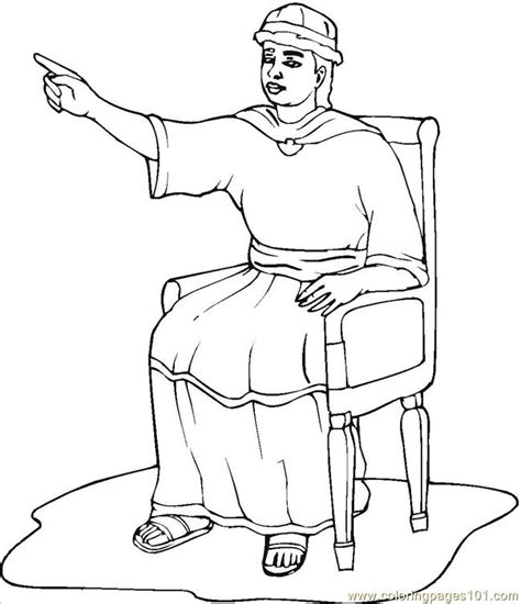 coloring pages king solomon free solomon king coloring pages