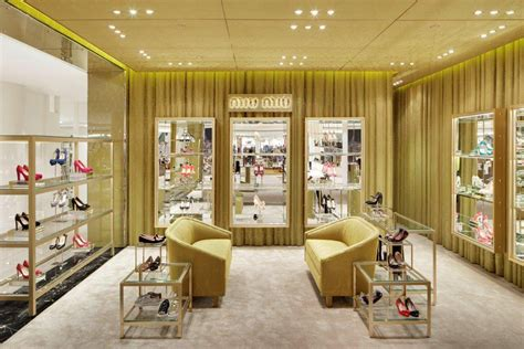 kadewe shop new miu miu corner at kadewe berlin