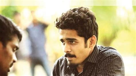 malayalam actor ganapathi images each movie a learning process