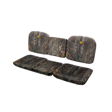 camo bench seat full size seatsaver split bench seat realtree xtra
