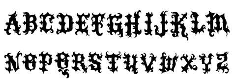 animal tattoo fonts vtks tattoo font