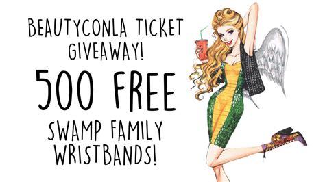 Grav3yardgirl Giveaway - 500 free ticket giveaway beautycon la youtube