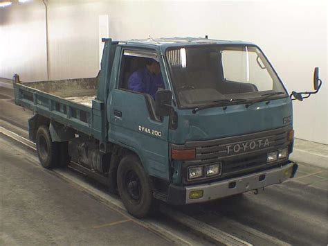toyota dyna toyota dyna truck diesel mt truck 1989 used for sale