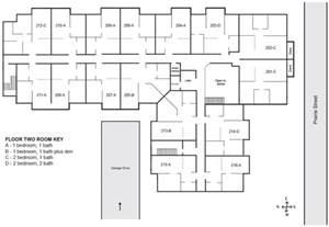 Senior Housing Floor Plans senior housing floor plans