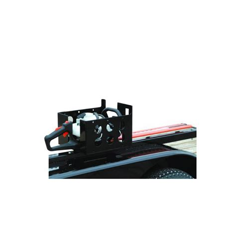 buyers lt15 trailer multi rack for protecting hedge