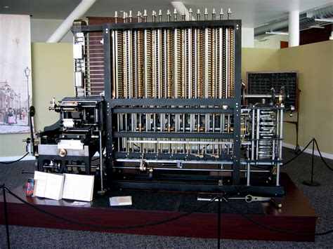 by charles babbage first computer 台南夜市 新營夜市 computer history museum mountain view